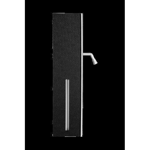 Дозатор (диспенсер) сенсорный S3спрей чёрно-белый 1 л