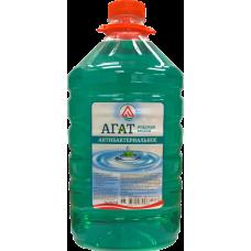 """Жидкое мыло """"Агат"""" антибактериальное (канистра ПЭТ 5 кг)"""