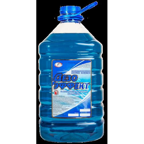 Кислотное пенное моющее средство «ДЕЗО ЭФФЕКТ» (концентрат)