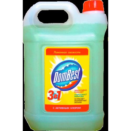 Моющее средство Dombest с дезинфицирующим эффектом 5 кг