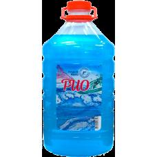 """Жидкое мыло """"РИО"""" с антибактериальным эффектом (канистра ПЭТ 5 кг)"""