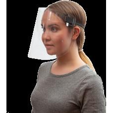 Экран для лица без козырька